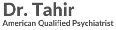 Dubai Psychiatrist – Dr. Tahir, American Qualified Psychiatrist, Dubai logo